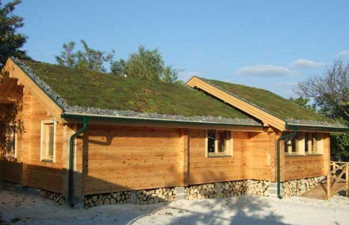 Chalet nature 132 m²