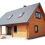 Maison bois 98 m²